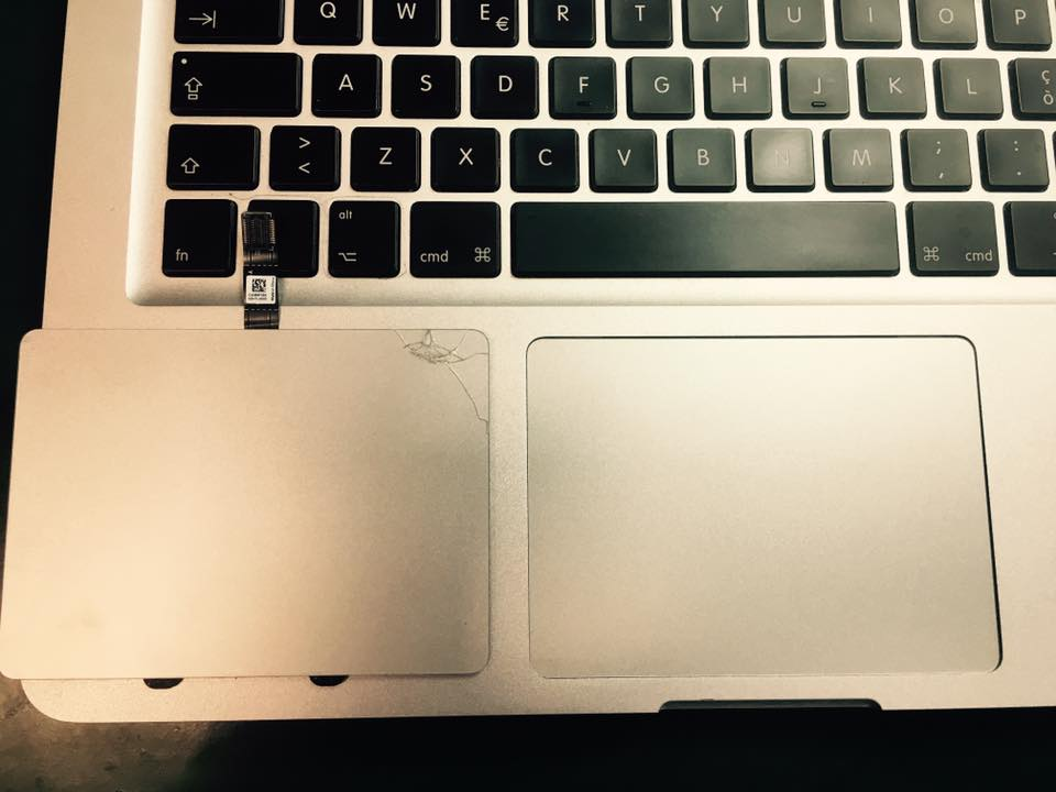 Trackpad MacBook