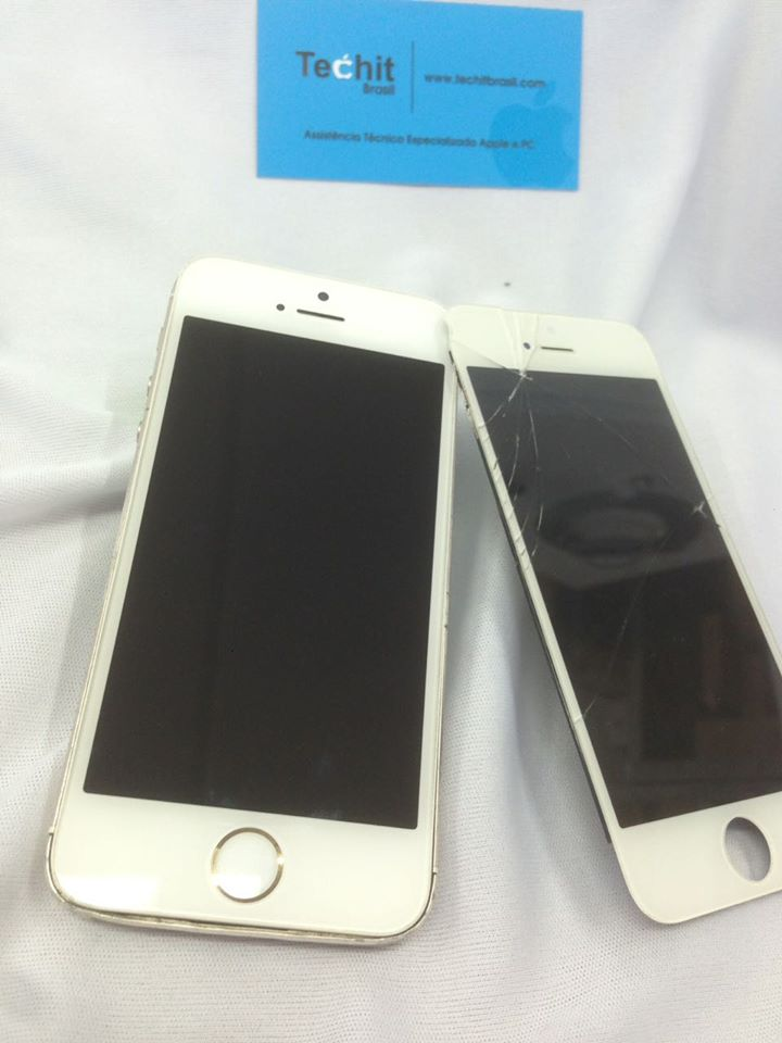 iPhone Distrutto